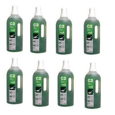 DoseIT C2 Floor Cleaner 1 Litre (Pack of 8) 2W06307