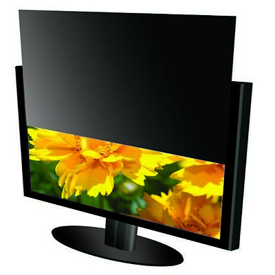 Blackout LCD Privacy Screen Filter 24in Widescreen 16:9 SVL24W9