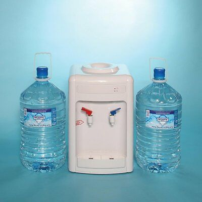 Table Top Water Dispenser White VDBCTD