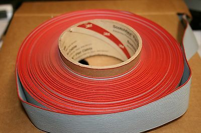 3M® Ribbon Cable 100 ft. Spool - 24 Conductor - 24 Gauge