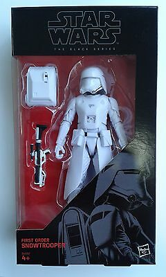 "Star Wars Snowtrooper 6"" Black Series Tfa12"