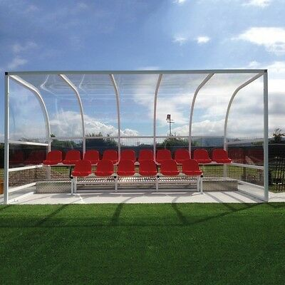Professional Elite Steel Team Shelter 5m Seats 16 **Extremelly High Quality**