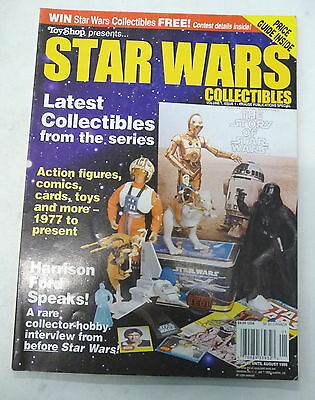 star wars collectibles vol 1 issue 1 1999