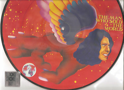 """DAVID BOWIE """"The Man Who Sold The World"""" Picture 12"""" Vinyl RSD 5000only"""