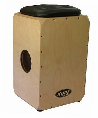 KOPF Birch Series Snare Cajon Box Drum Made In USA