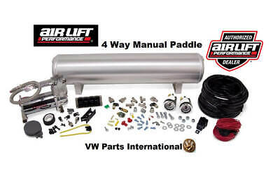 Air Lift 4 Way Manual Paddle Air Management Air Ride Air Bags Control System