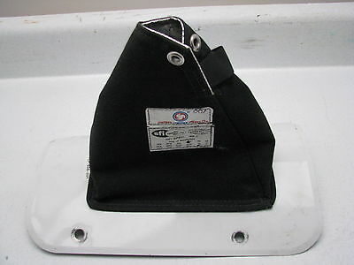 Nascar Thermal Control Products Shifter Boot With Mount Plate Sfi 48.1 Dom 5/13