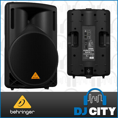 Behringer B215D Powered Active Speaker 15inch 550 Watts 550W *New*