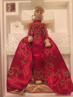 Holiday Gift Limited Edition Barbie Doll The Porcelain Collection 1998 20128