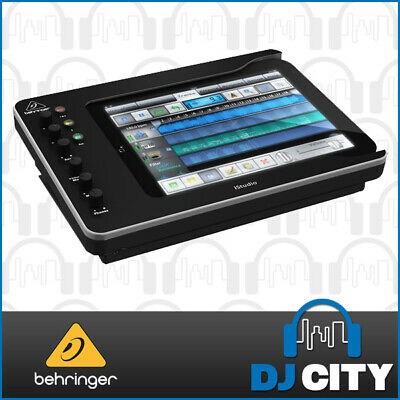 Behringer iStudio IS202 iPad Studio Dock with USB Audio Interface