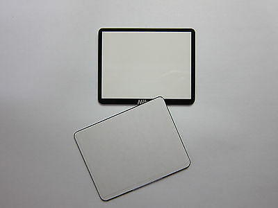 Window Display Outer Glass For Nikon D3200 LCD External Screen With tape