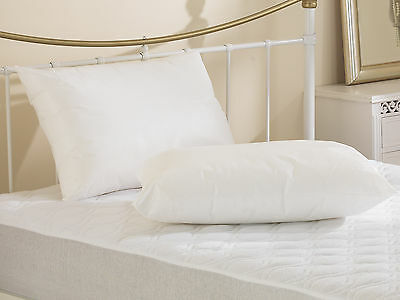 New Waterproof Wipe Down Hypoallergenic Hospital Fresh and Healthy Pillows