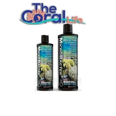 Brightwell Aquatics MicroBacter 7 (250 ml) **FREE EXPRESS USA SHIPPING**