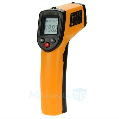 Non-Contact IR Laser Temperature Gun Infared Digital Thermometer Sight Handheld