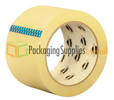 "48 Rolls 3""x110"" Yrd Clear Hotmelt 1.5 Mil Carton Sealing Packing Shipping Tape"