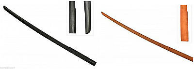 Safety Weapon - Wooden Bokken with scabbard -  Martial Arts