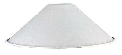 NEW Vicki 27cm Shade Only in White