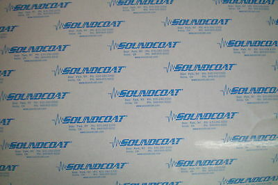"""1 Roll 1/2"""" Acoustic Sound Absorbing Dampening Foam / Adhesive backing 56""""x 18"""""""