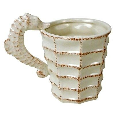 NEW Dolomite Seahorse Cup