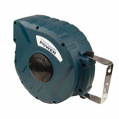 NEW Retractable Water Hose Reel with Super7 Nozzle