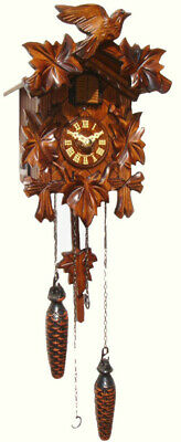 NEW Bird Quartz Cuckoo Clock