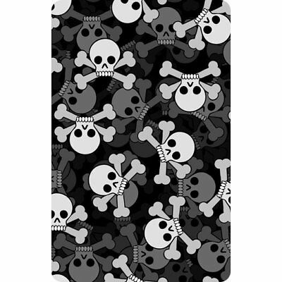 NEW Personalised Luggage Tag - Skulls from Gogo Gear Travel Accesssories