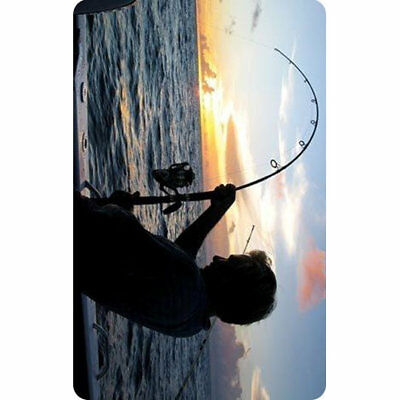 NEW Personalised Luggage Tag - Fishing from Gogo Gear Travel Accesssories