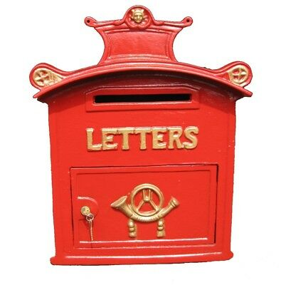 NEW English Letter Box