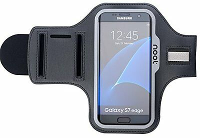 Samsung Galaxy S7 Edge Armband Case Cover for Running Workout Exercise Housework