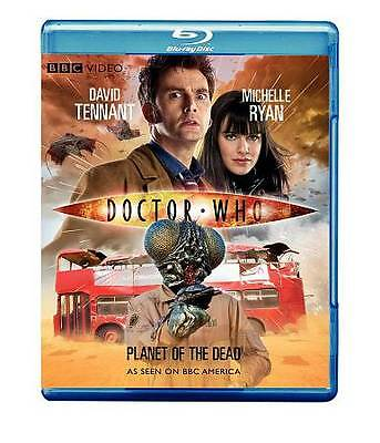 Doctor Who: Planet of the Dead (*Blu-ray Disc) *NewSealed*