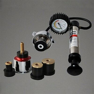 YAKO Smart Fit Universal Cooling System Pressure Test Kit with Radiator Cap
