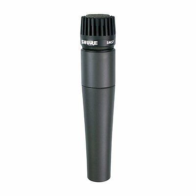 Shure SM57 Dynamic Instrument Cardioid Microphone