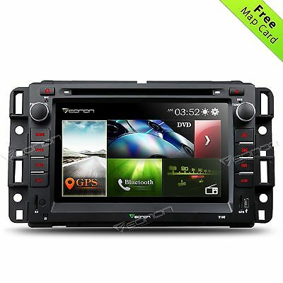"US D5180Z 7"" Car DVD Player Radio Stereo GPS BT Touch Screen o for Chevrolet GMC"
