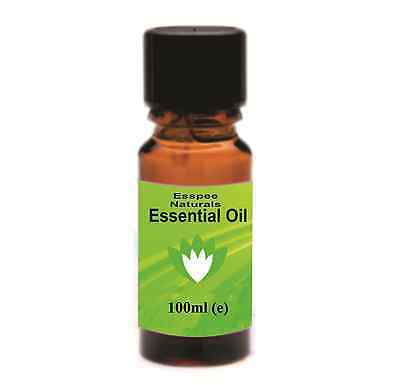 ESSENTIAL OIL - 100ml - 100% Pure - for Aromatherapy & Home Fragrance