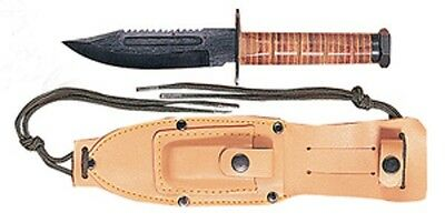 "9.5"" Pilot's Survival Knife Very Nice Reproduction"