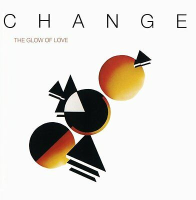 CHANGE : The Glow Of Love  - CD New Sealed