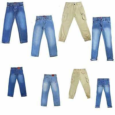 Girls Boys Original Penguin Denim Jeans Trouser Age 2 4 6 7 8 10 12 13 14 15