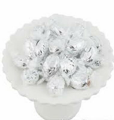 1Kg Coconut Caramel Toffees Silver Lollies Wedding Christmas Candy