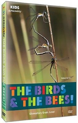 Birds & the Bees: Elementary Grade Level (DVD Used Very Good)