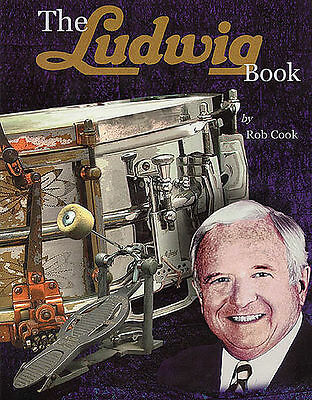 The Ludwig Book - Drums - Drum - Drumset New