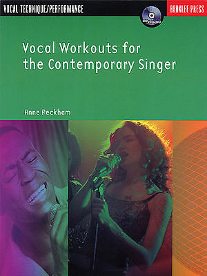 Vocal Workouts For The Contemporary Singer Berklee Book