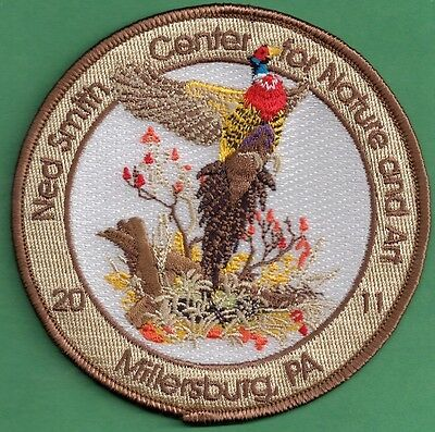 Pa Pennsylvania Game Fish Commission NEW Ned Smith 2011 Flushing Pheasant Patch