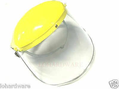 Anti Splash Smoke Wind Clear Lens Cooking Face Protective Mask Helmet(BRAND NEW)
