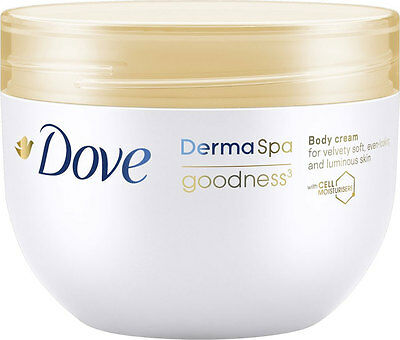 Dove Derma Spa Goodness3 Body Cream (300ml)