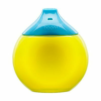 Boon Fluid Sippy Cup, Blue/Green
