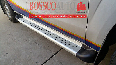 Side Steps RUNNING BOARDS suitable for Volkswagen Amarok 2010-2017