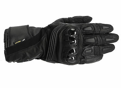 Alpinestars Archer GORE-TEX Glove Black Motorcycle Road Touring Waterproof