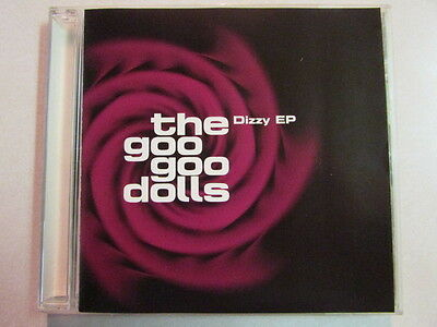 Goo Goo Dolls Dizzy 5 Trk Ep 1999 Japan Import Cd Acoustic Remix Radio Versions