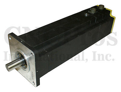 MTR-0146R: Reman Servo Motor, Large AC Baldor; 1-Year Warranty