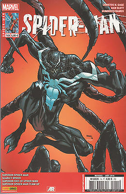 SPIDER-MAN N° 14 Marvel France 4EME Série Panini COMICS